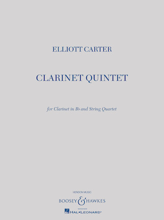 Product Cover for Clarinet Quintet