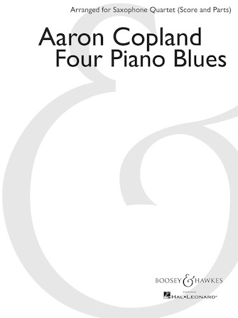 Product Cover for Four Piano Blues