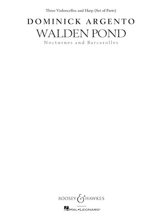 Product Cover for Walden Pond