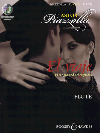 Product Cover for Astor Piazzolla – El Viaje