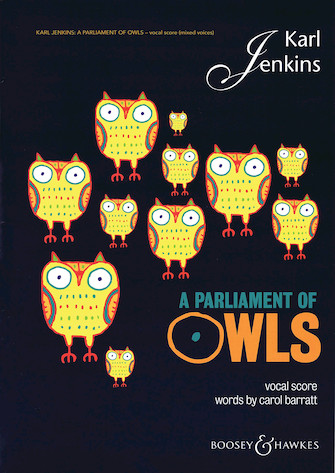 Product Cover for A Parliament of Owls