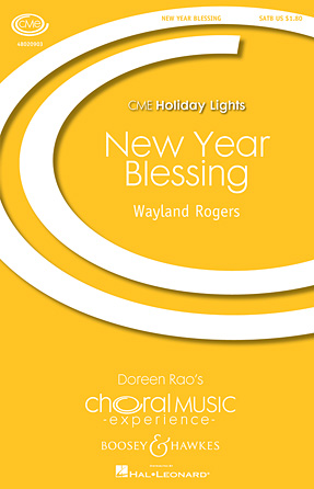 Product Cover for New Year Blessing