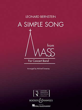 Product Cover for A Simple Song (from Mass)