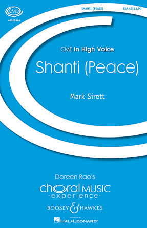Product Cover for Shanti (Peace)