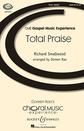 Product Cover for Total Praise
