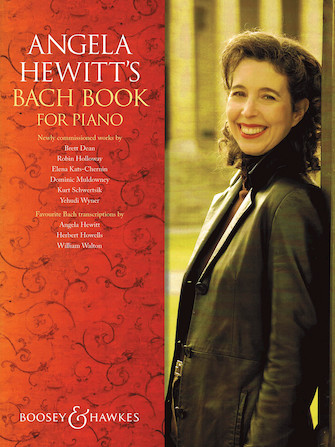 Product Cover for Angela Hewitt's Bach Book for Piano