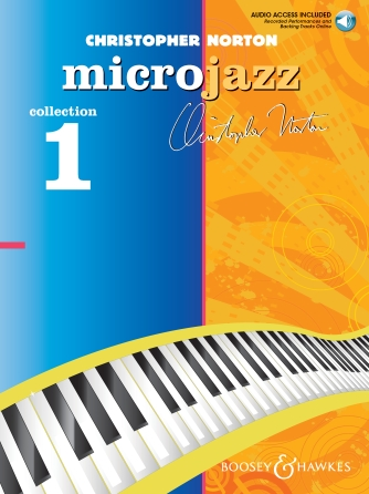 Product Cover for Microjazz Collection 1 (Level 3)