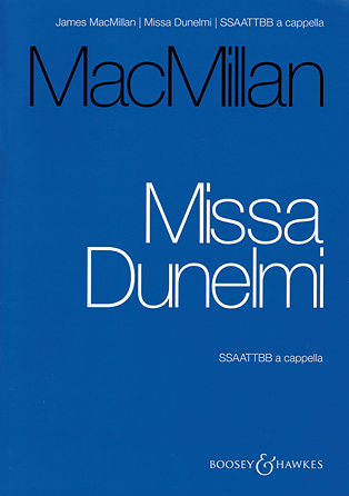 Product Cover for Missa Dunelmi