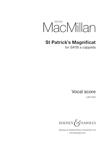Product Cover for St. Patrick's Magnificat