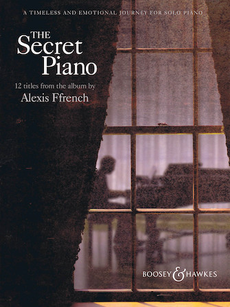 Product Cover for Alexis Ffrench – The Secret Piano