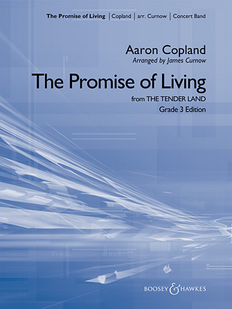 Product Cover for The Promise of Living (from The Tender Land)