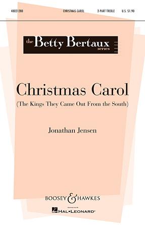 Christmas Carol : 2-Part : Jonathan Jensen : Jonathan Jensen : Sheet Music : 48021280 : 884088657383