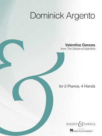 Product Cover for Valentino Dances