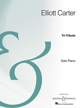 Product Cover for Tri-tribute