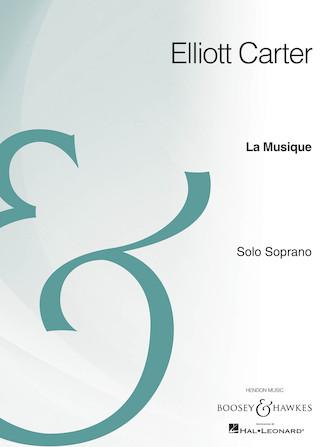 Product Cover for La Musique