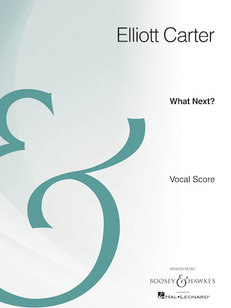 Product Cover for What Next?