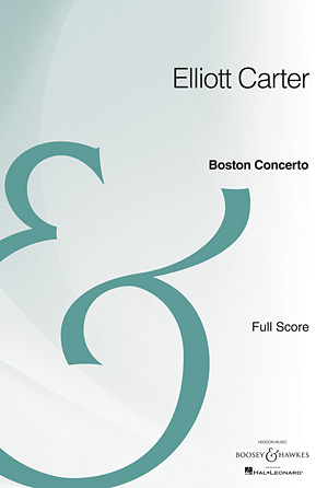 Product Cover for Boston Concerto