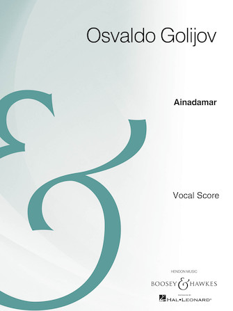 Product Cover for Ainadamar