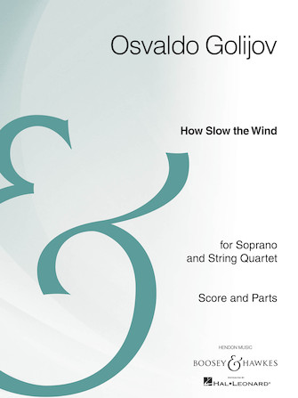 Product Cover for How Slow the Wind