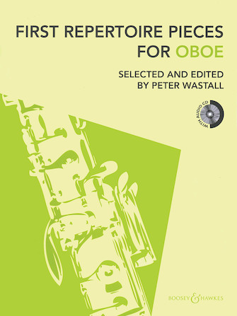 Product Cover for First Repertoire Pieces for Oboe
