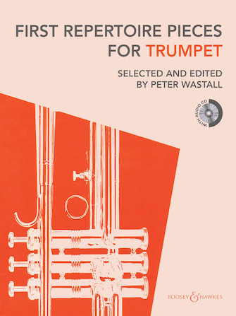 Product Cover for First Repertoire Pieces for Trumpet