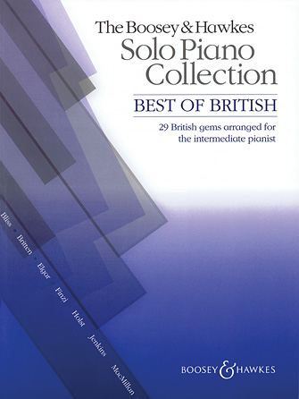 Product Cover for The Boosey & Hawkes Solo Piano Collection – Best of British