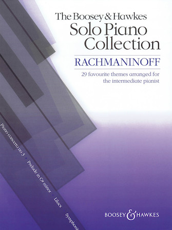 Product Cover for The Boosey & Hawkes Piano Solo Collection: Rachmaninoff