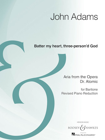 Product Cover for Batter My Heart, Three-Person'd God