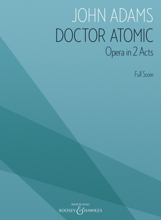 Product Cover for Doctor Atomic