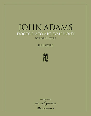 Product Cover for John Adams – Doctor Atomic Symphony