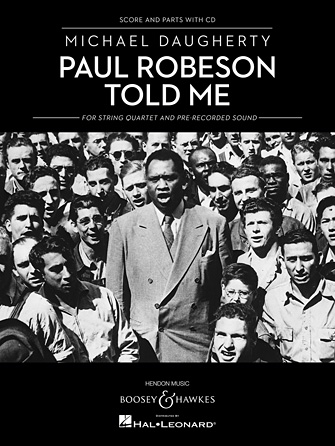 Product Cover for Paul Robeson Told Me