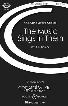 Product Cover for The Music Sings in Them