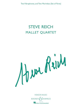 Product Cover for Steve Reich – Mallet Quartet