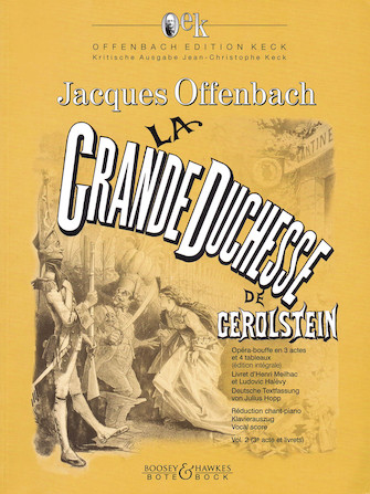 Product Cover for La Grande Duchesse de Gerolstein, Vol. 2