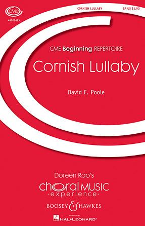 Cornish Lullaby : SA : David E. Poole : Sheet Music : 48022623 : 884088865474