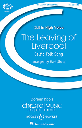 The Leaving of Liverpool : SSA : Mark Sirett : Sheet Music : 48022672 : 884088871178