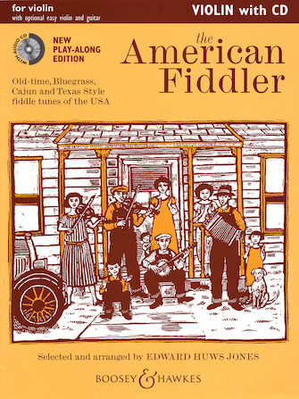 Product Cover for The American Fiddler (New Edition with CD)