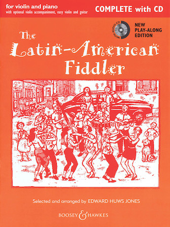 Product Cover for The Latin-American Fiddler