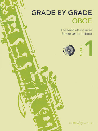 Product Cover for Grade by Grade – Oboe (Grade 1)