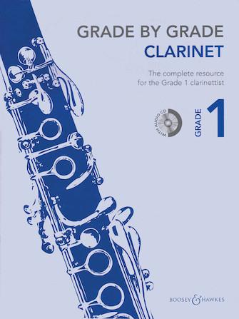 Grade by Grade – Clarinet (Grade 1)