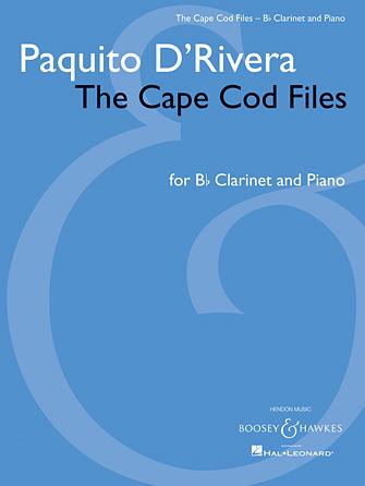 Product Cover for Paquito D'Rivera – The Cape Cod Files