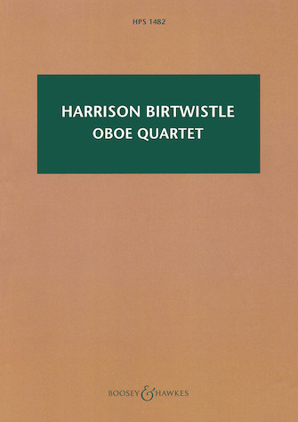 Product Cover for Oboe Quartet
