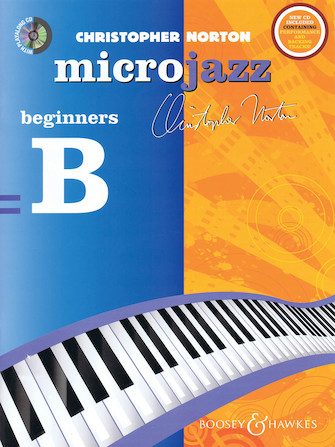 Product Cover for Christopher Norton – Microjazz – Beginners B