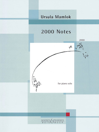 Product Cover for 2000 Notes