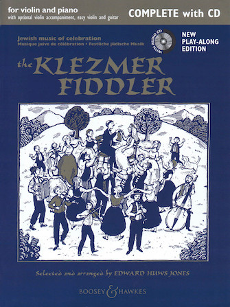 Product Cover for The Klezmer Fiddler