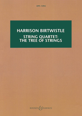 Product Cover for String Quartet: The Tree of Strings