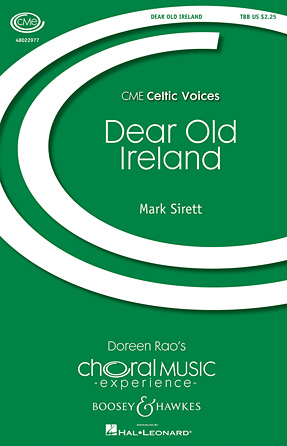 Dear Old Ireland : TBB : Mark Sirett : Mark Sirett : Sheet Music : 48022977 : 884088948412