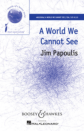 Product Cover for A World We Cannot See