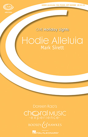 Product Cover for Hodie Alleluia