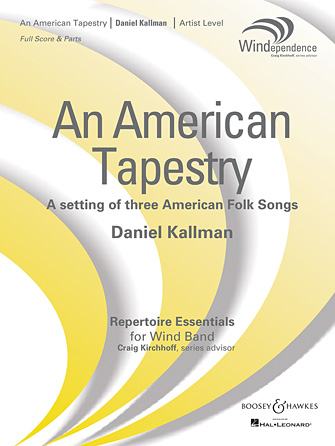 Product Cover for An American Tapestry